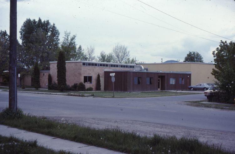 Demolition of 555 Fuller Ave. Begins